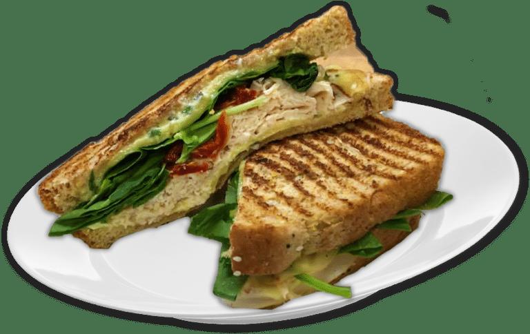 Stroudsmoor Inn Towne Deli Sandwich